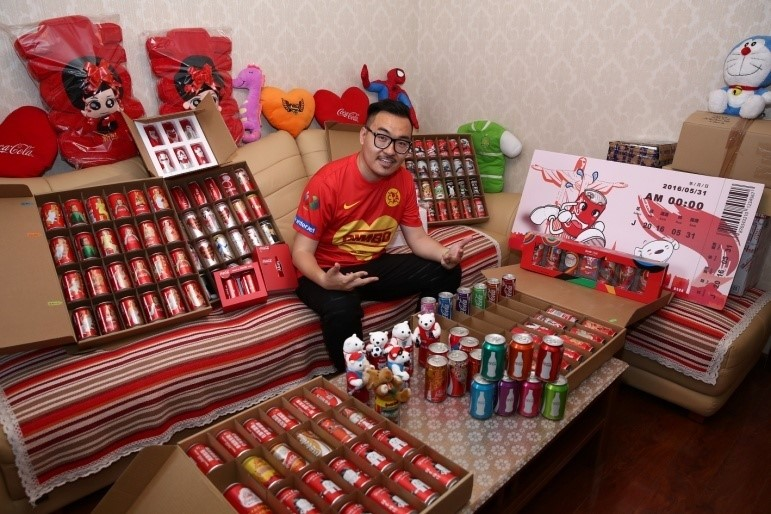 手机京东超级品牌日:可乐巧遇618,快消巨头拿夏日头彩