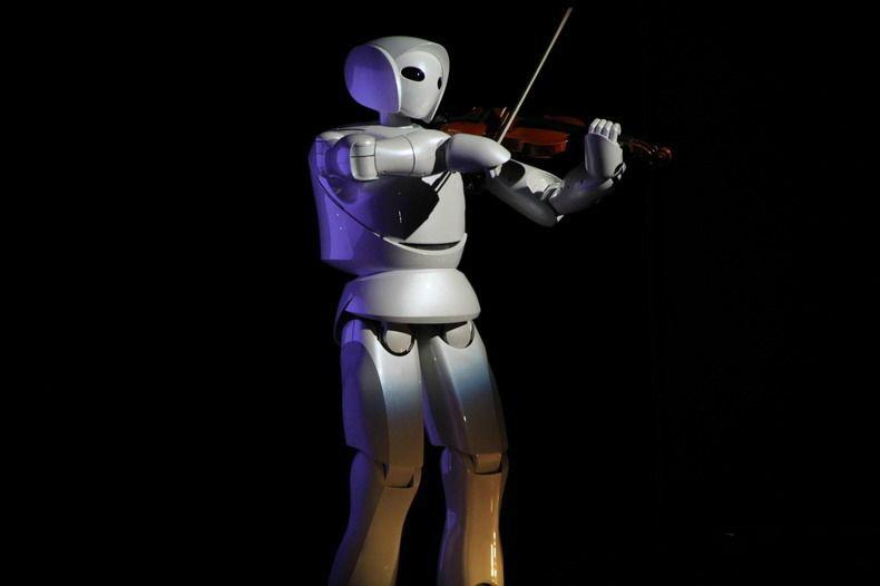 人工智能看图谱曲:下个莫扎特会是一台机器吗?