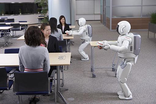 研究发称机器人普及将创造新的劳动力需求