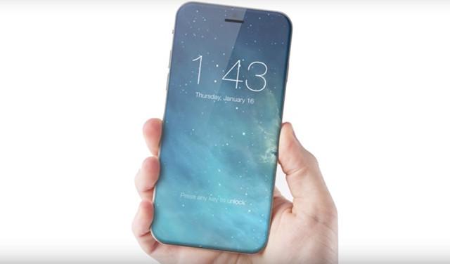 iPhone7还没开始发货,iPhone8就要来了