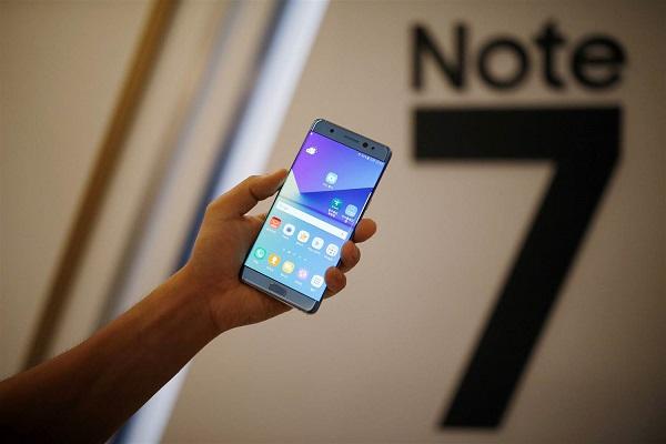 """""""好着呢"""",国行版三星Galaxy Note7可以继续买!"""