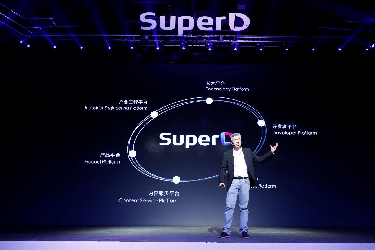 超多维科技的发布会为何能引发行业尖叫?