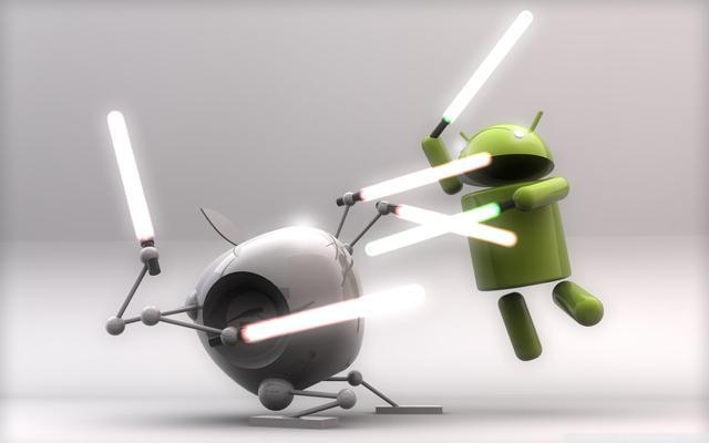 安卓阵营和苹果之间只差一个iOS,接下来要如何追赶?