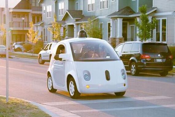 加州无人驾驶汽车新规遭谷歌等多家公司反对