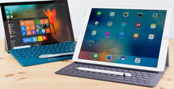 三星、苹果、微软混战的二合一平板市场,今年有何看点
