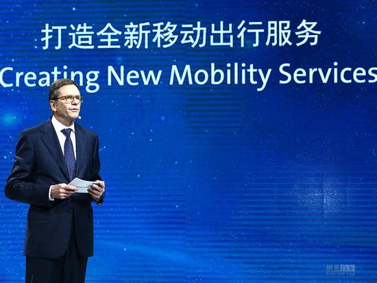 滴滴联合大众成立合资公司建立高端叫车服务
