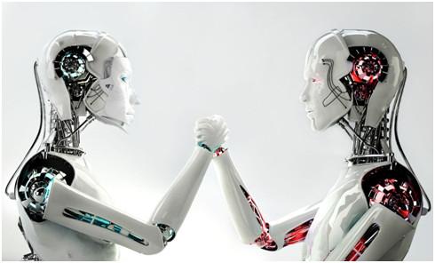 """""""雇佣""""机器人做员工成趋势,传统企业该如何应对?"""