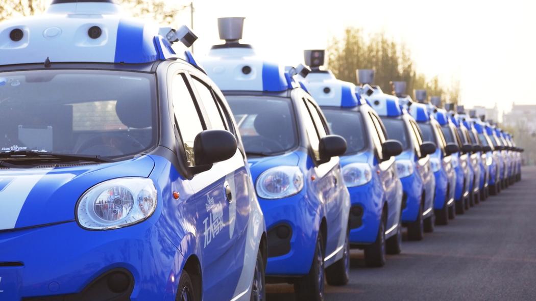 百度无人车乌镇开放城市道路运营 上演现实版《我,机器人》