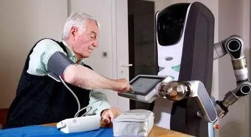 医疗服务机器人能否解决愈发严重的养老问题?