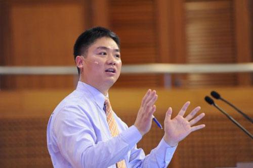 双十一前夕央视专访刘强东:京东电商早就赚钱了