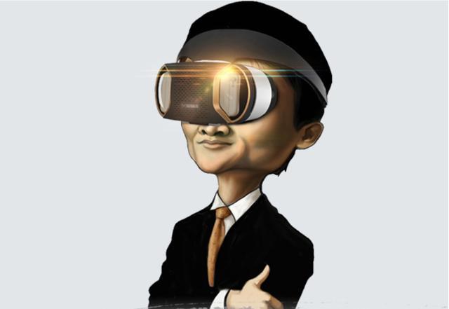一块钱上淘宝VR购物,这是一种怎样的体验?