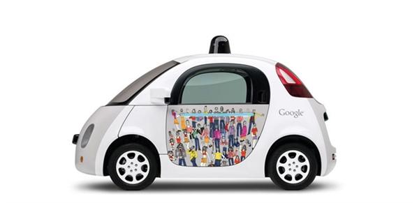 谷歌不再执着自造无人车,自动驾驶走向inside时代?