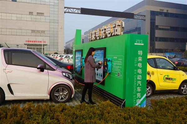 支付宝解决新能源汽车充电大难题,一键支付、查看状态