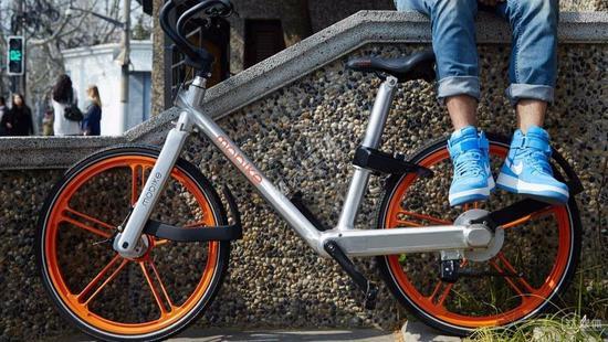摩拜单车获腾讯领投的15亿D轮融资