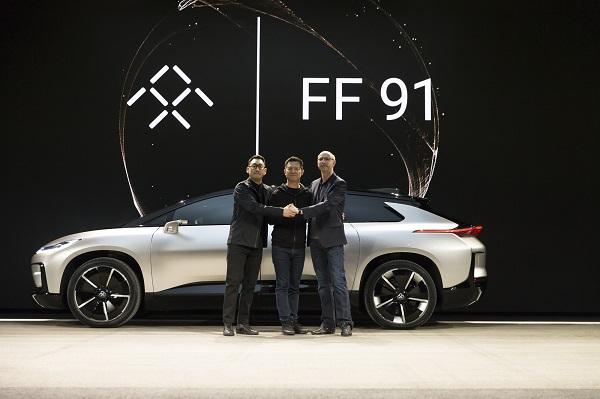 李想:FF91是台真正的好车