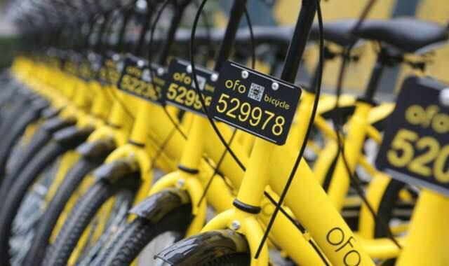 ofo推全新智能锁 共享单车生态覆盖大局将至