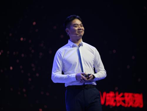 刘强东:京东正申请保险牌照,未来还要开银行