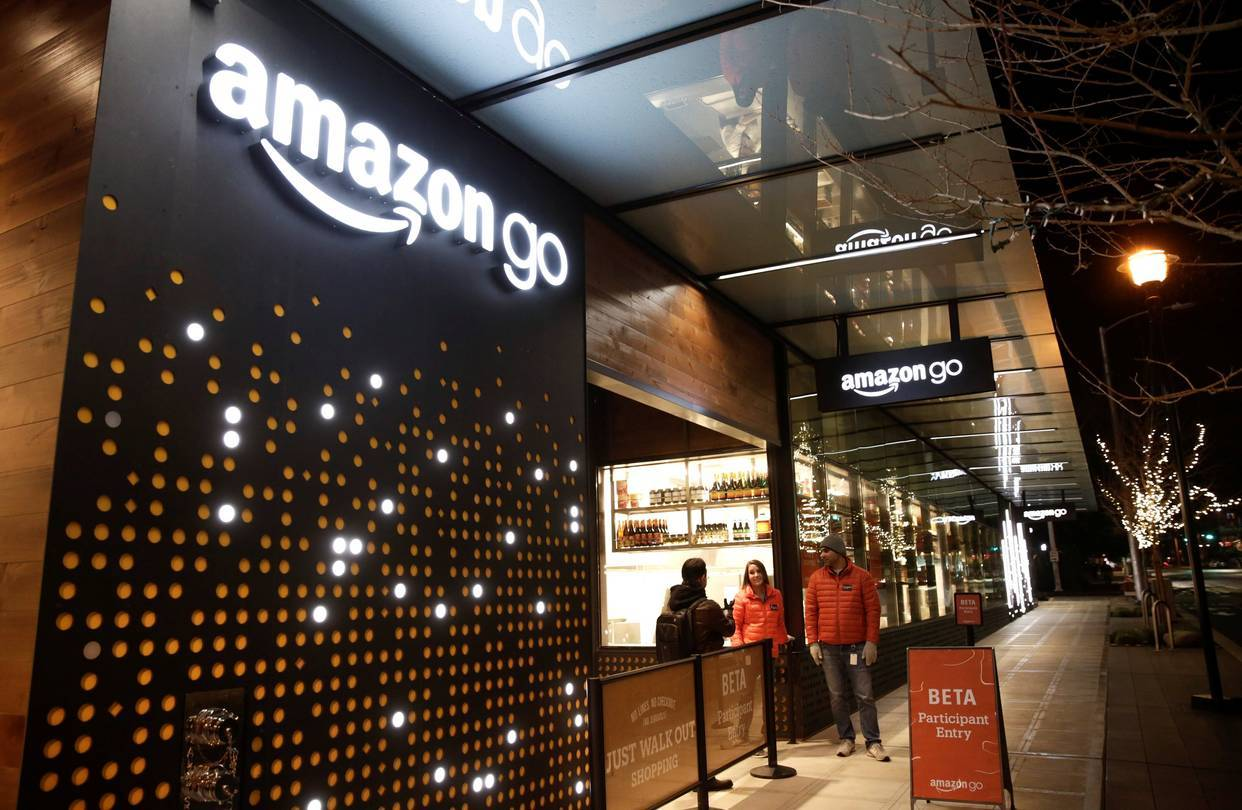 无人超市火了,归功于新零售还是人工智能?
