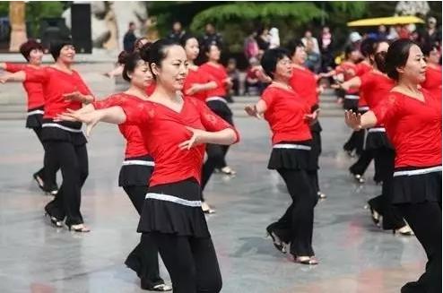 大妈们热衷的广场舞也成了互联网创业风口?