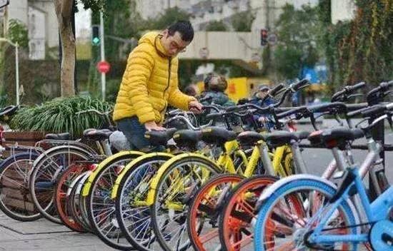 上海交通委一声枪响,共享单车转折在即!