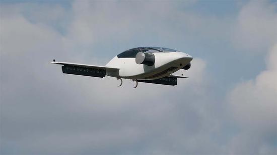"""厉害了我的鹅,腾讯领投德国""""飞行出租车""""公司Lillium,飞行汽车要来了,让我们一起打飞机吧"""