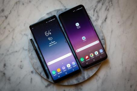 引领未来手机发展方向 三星Galaxy Note8力拔头筹