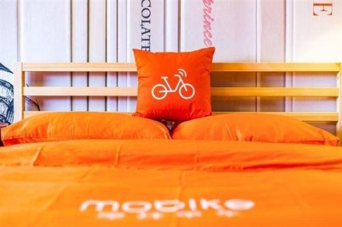 """""""摩拜主题酒店""""曝光:这是要在单车上过夜的节奏?"""