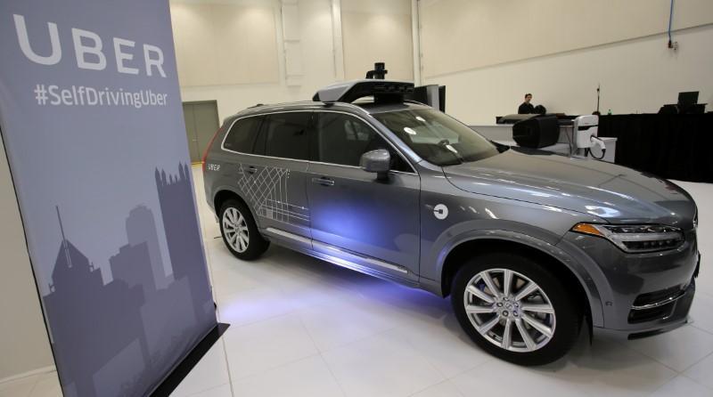 又一波司机要失业?Uber订购沃尔沃24000辆自动驾驶汽车