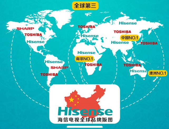 海信129亿日元收购东芝电视95%股权,布局全球再下一城