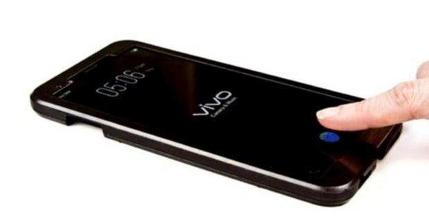 甩iPhone X几条街!vivo屏下指纹识别手机曝光