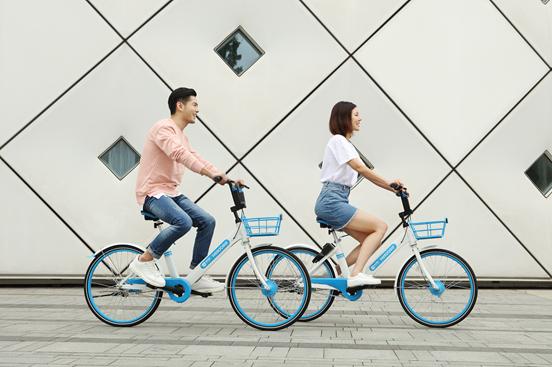 哈罗单车完成3.5亿美元D1轮融资,蚂蚁金服等投资