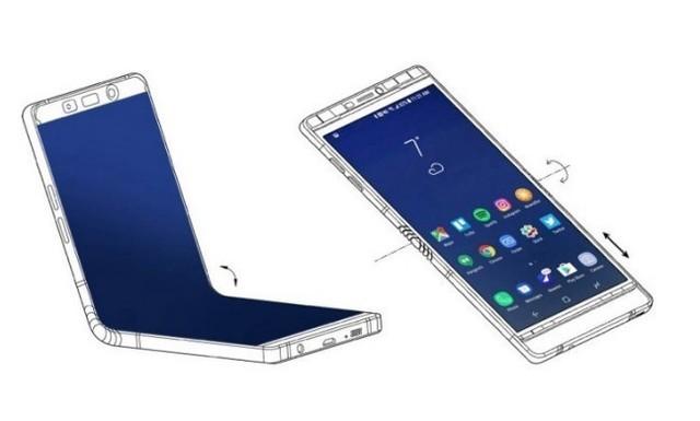 """不仅只有三星S9,""""折叠版Galaxy X""""正在路上!"""