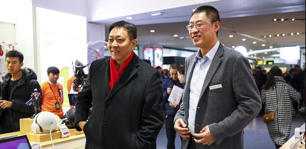 专访联想新零售CEO周铭 谈联想发力智能零售背后的逻辑