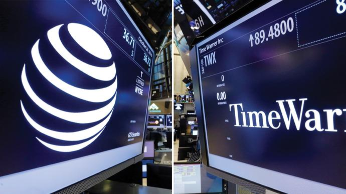 AT&T以850亿美元收购时代华纳获美国联邦法官无条件批准