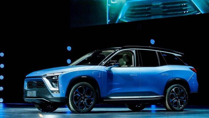 蔚来汽车二次传出赴美IPO 代工模式下量产车交付一再拖延