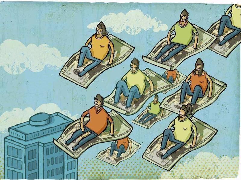 为什么互联网大佬都喜欢关注人口问题?