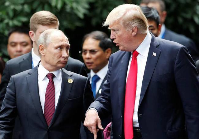 战斗民族俄罗斯或对美国征收报复性关税:尔要战便战