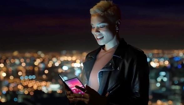 抢先华为!三星将于2月20日发布可折叠手机!